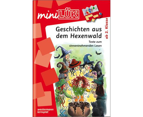 miniLUEK-Heft Geschichten aus dem Hexenwald-1