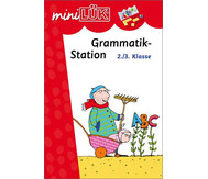 miniLÜK-Heft: Grammatikstation 2./3. Klasse