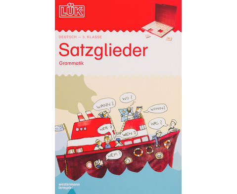 LUEK Satzglieder ab 3 Klasse-1