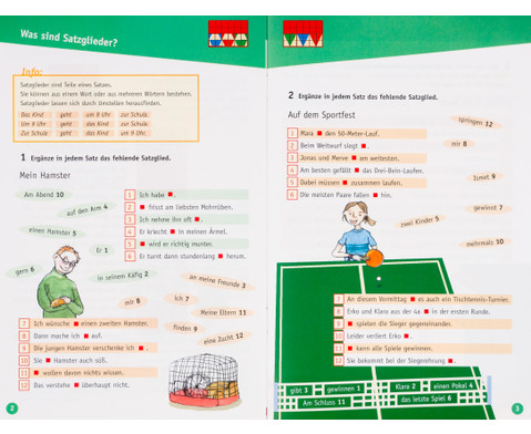LUEK Satzglieder ab 3 Klasse-2