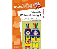 miniLÜK-Heft: Visuelles Wahrnehmungstraining 1
