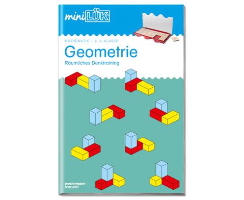 miniLUEK-Heft Geometrie