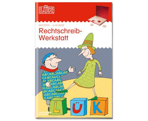 LUEK Rechtschreibwerkstatt ab 3 Klasse