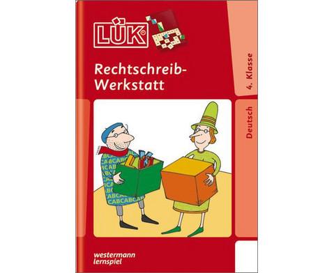 LUEK Rechtschreibwerkstatt 4 Klasse-1