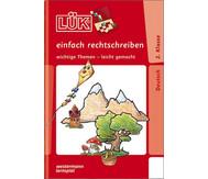 LÜK-Heft: Einfach rechtschreiben 2. Klasse