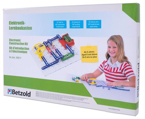 Betzold Elektronik Lernbaukasten-8