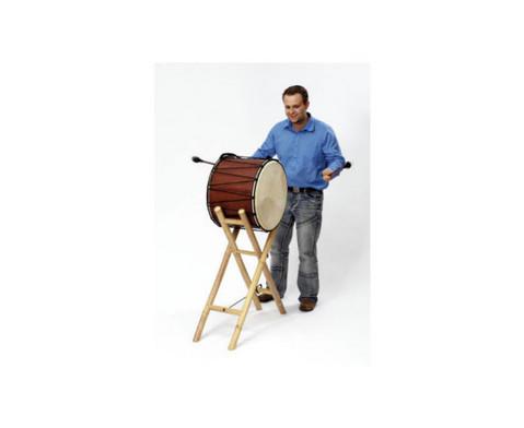 Gestell aus Bambus fuer die Basstrommel-2