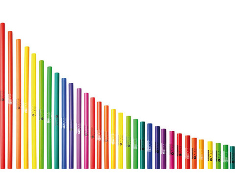 Grosser chromatischer Boomwhackers-Satz-1