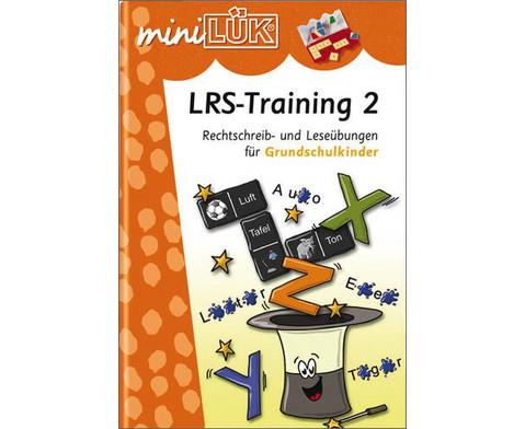 miniLUEK LRS-Training 2