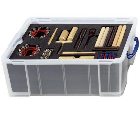 Grosse Rhythmik-Kiste mit Einsaetzen