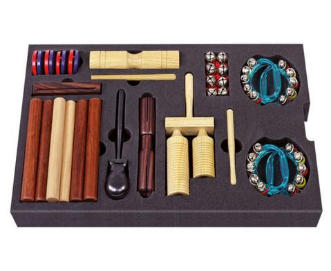 Grosse Rhythmik-Kiste mit Einsaetzen-5
