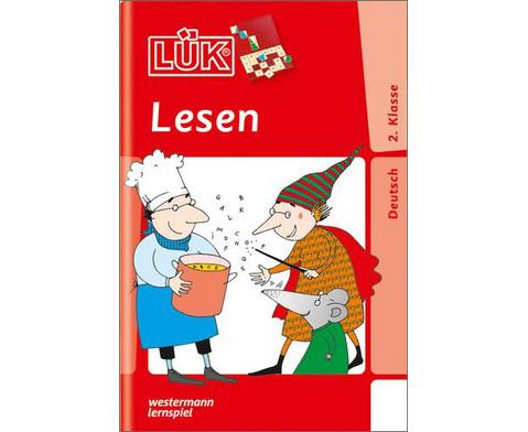 LUEK-Heft Lesen 2 Klasse-1