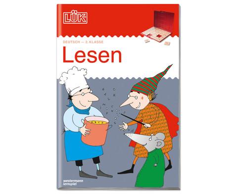 LUEK Lesen 2 Klasse