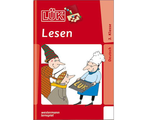 LUEK-Heft Lesen 3 Klasse-1