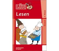 LÜK-Heft: Lesen 3. Klasse