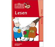 LÜK-Heft: Lesen 4. Klasse
