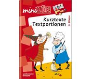 miniLÜK-Heft: Sachtextlesestation 3. Klasse