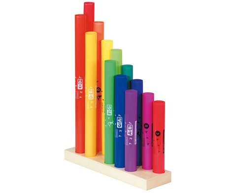 Betzold Musik Staender fuer Boomwhackers