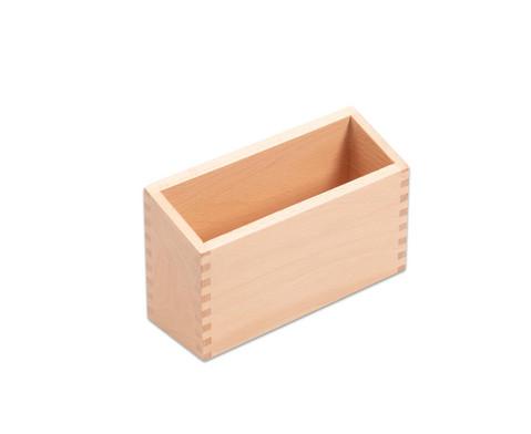 Betzold Holzbox fuer 10 Fuehl- und Tastplatten