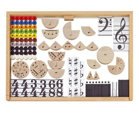 Die magnetische Notentafel-2