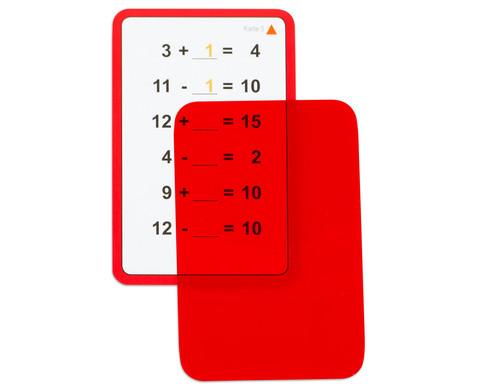 Zauberkarten zum Kopfrechnen - Addition und Subtraktion bis 20 ohne Zehnerueberschreitung-3