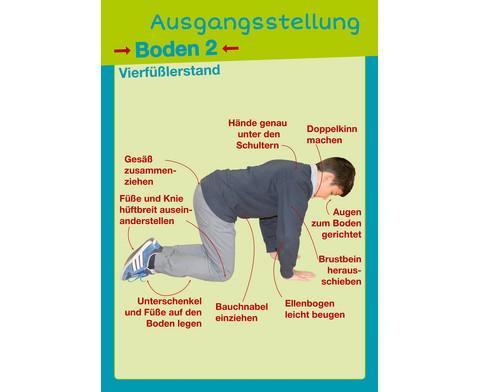 Gesunder Ruecken von Anfang an - Posterpaket-4