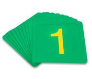 Zahlenmatten von 1 bis 10