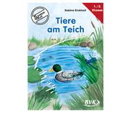 Themenheft: Tiere am Teich - 1.-2. Klasse