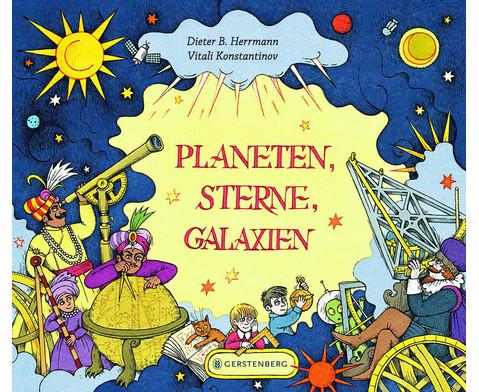 Planeten Sterne Galaxien-1