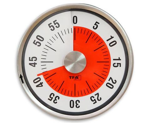 Zeitdauer-Uhr Automatik Compact mit Magnet-1