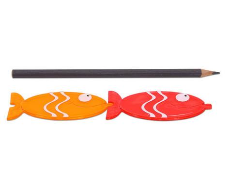 Transparente Steck-Fische-3