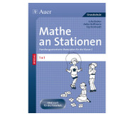 Mathe an Stationen - Spezial 1x1 - Klasse 2