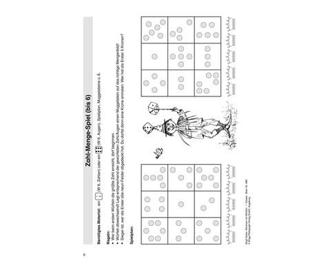 Rechnen mit Wuerfeln Klasse 1-4