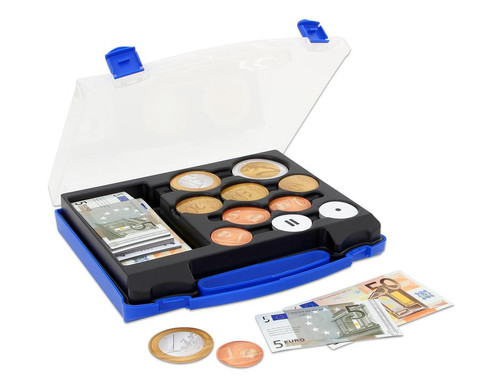 Betzold Euro-Magnet-Rechengeld im Sortierkoffer