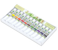Aquarellfarbenset, 12 Tuben mit je 12 ml