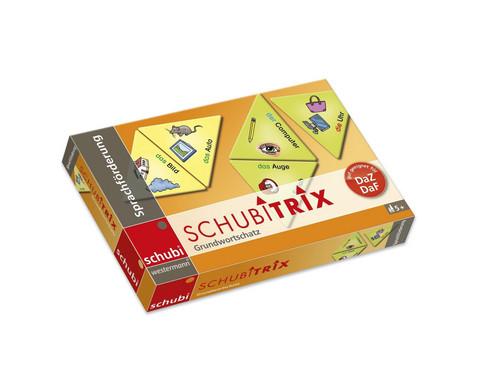 SCHUBITRIX DaZ-DaF - Grundwortschatz