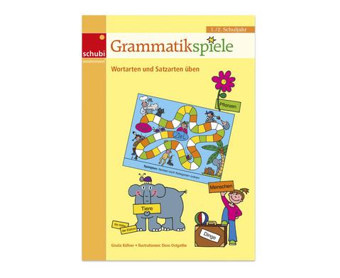 Grammatikspiele 1-2