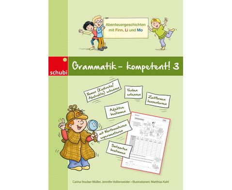 Grammatik - kompetent 3-1
