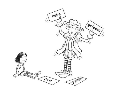 Grammatik - kompetent 3-6