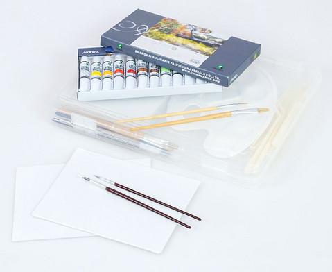 Acrylmalerei-Koffer 38 tlg-2