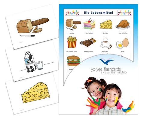 Bildkarten Lebensmittel-1