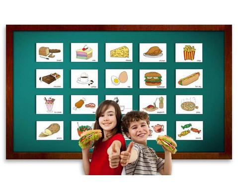Bildkarten Lebensmittel-2