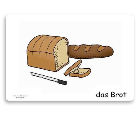 Bildkarten Lebensmittel-3