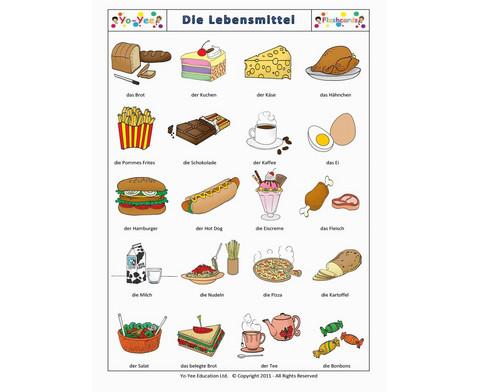 Bildkarten Lebensmittel-7