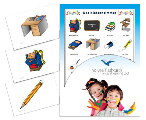 Bildkarten Klassenzimmer-1
