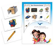 Bildkarten Klassenzimmer