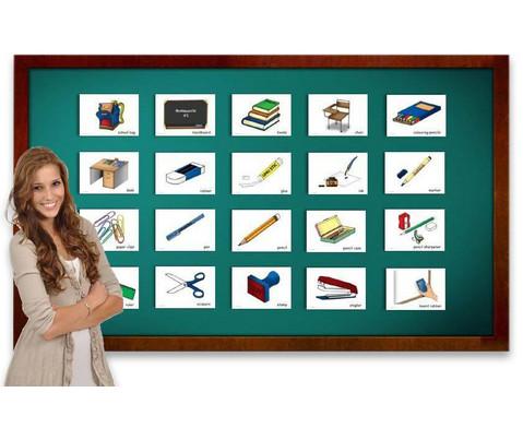 Bildkarten Klassenzimmer-2