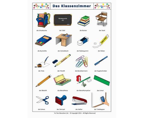 Bildkarten Klassenzimmer-7
