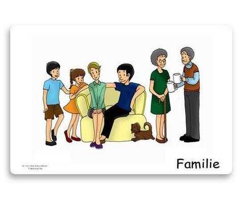 Bildkarten Familie-3