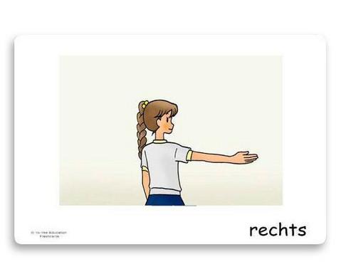 Bildkarten Adjektive 1-6